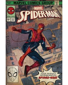 Marvel Spider-Man Comic Front Poster 61x91.5cm