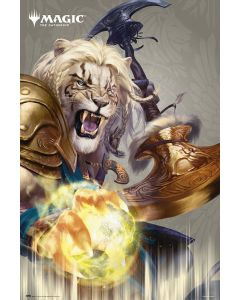 Magic The Gathering Ajani Poster 61x91.5cm