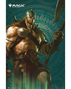 Magic The Gathering Garruk Poster 61x91.5cm