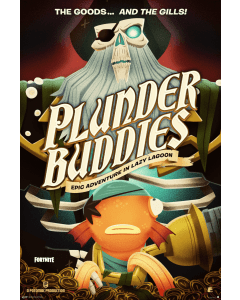Fortnite Plunder Buddies Poster 61x91.5cm