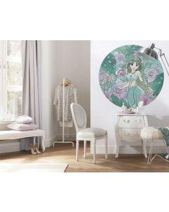 Jasmine Zelfklevende Behangcirkel ⌀125cm