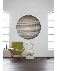 Jupiter Zelfklevende Behangcirkel ⌀125
