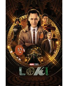Loki Glorious Purpose Poster 61x91.5cm