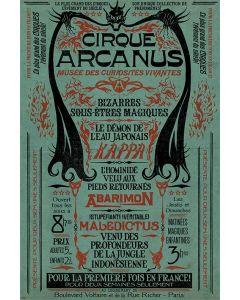 Fantastic Beasts 2 Le Cirque Arcanus Poster 61x91.5cm