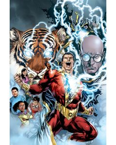 Shazam The Power Of Shazam Poster 61x91.5cm