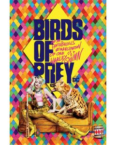 Birds Of Prey Harley's Hyena Poster 61x91.5cm