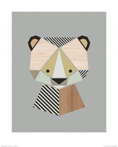 Beer Art Print Little Design Haus 40x50cm