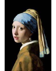 Meisje Met De Parel van Johannes Vermeer Poster 61x91.5cm