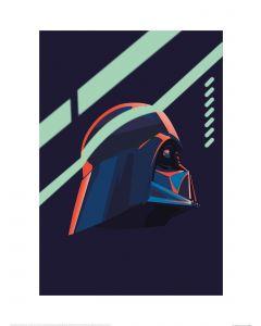 Star Wars Darth Vader Art Print 60x80cm