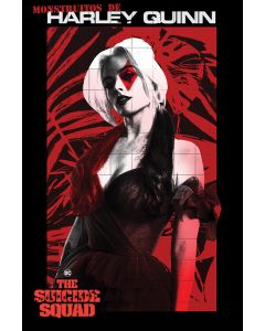 The Suicide Squad Monstruitos De Harley Quinn Poster 61x91.5cm