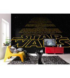 Star Wars Intro 8-delig Fotobehang 368x254cm
