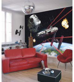 Star Wars Millennium Falcon 8-delig Fotobehang 368x254cm