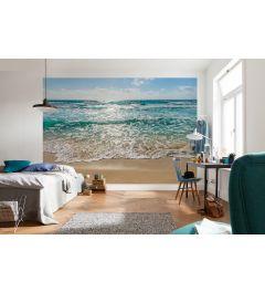 Seaside 8-delig Fotobehang 368x254cm
