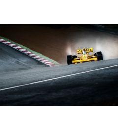 F1 Race Car - Camel - Yellow