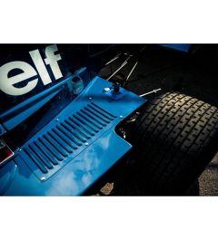 Blue Car - Elf