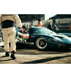 Ford GT40 - Blue