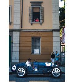 Blue Racecar - Number 11