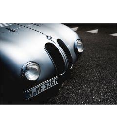 BMW Oldtimer - Grey