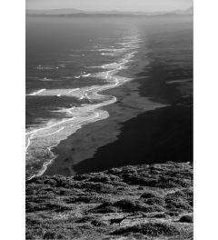 Pacific Ocean Seascape #59 b+w