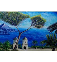 Amalfi Coast II - M Bleichner