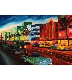 Miami Ocean Drive - M Bleichner