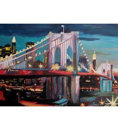New York City Bridge - M Bleichner