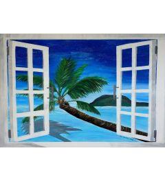 Window To Paradise - M Bleichner