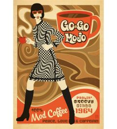 Gogo Mojo - Mod Coffee