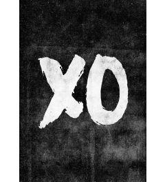 XO Paint on Black