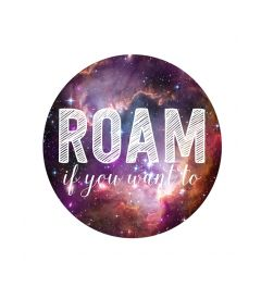 Roam If You Want To - 2