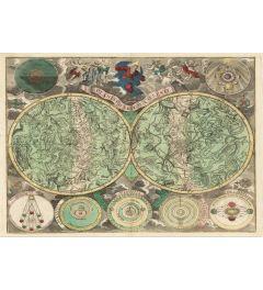 Planispherum Celeste Antiek