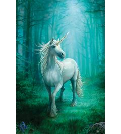 Anne Stokes Forest Unicorn Poster 61x91.5cm