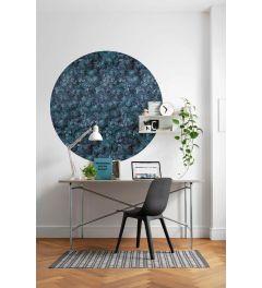 Azul Zelfklevende Behangcirkel ⌀125