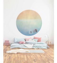 Balance Zelfklevende Behangcirkel ⌀125