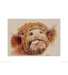 Baxter Art Print Jane Bannon 30x40cm
