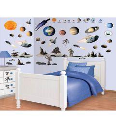 Ruimte Kamer - Decoratie Set