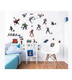 Avengers Muursticker set