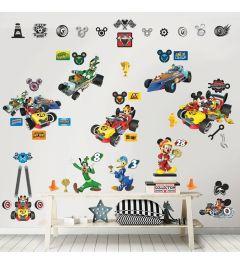 Disney Mickey Mouse Muursticker set