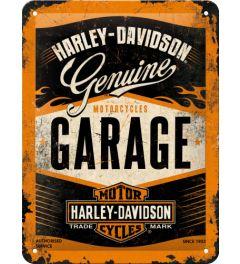 Harley-Davidson - Garage