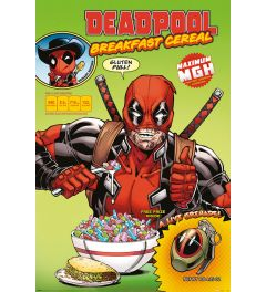 Deadpool Cereal Poster 61x91.5cm