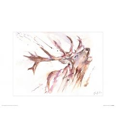 Hert Art Print Jennifer Rose 30x40cm
