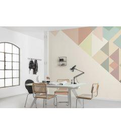 Delta Bauhaus 4-delig Fotobehang 400x280cm