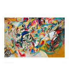 Kandinsky Composition V11 1913 Kunstdruk 60x80cm