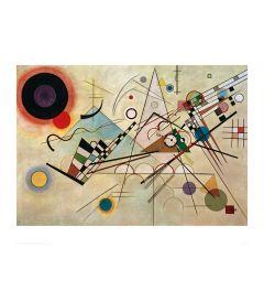 Kandinsky Composition V111 1913 Kunstdruk 60x80cm
