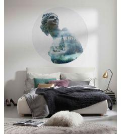 Gaia Zelfklevende Behangcirkel ⌀125