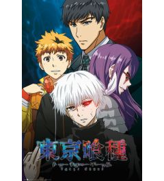 Tokyo Ghoul Conflict Poster 61x91.5cm