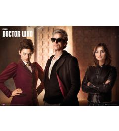 Doctor Who Drie Poster 91.5x61cm