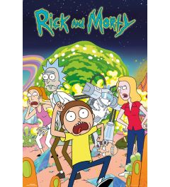 Rick and Morty - Groep