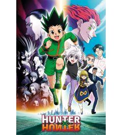 Hunter X Hunter Keyart Running Poster 61x91.5cm