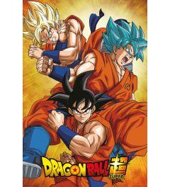 Dragon Ball Super Goku Poster 61x91.5cm